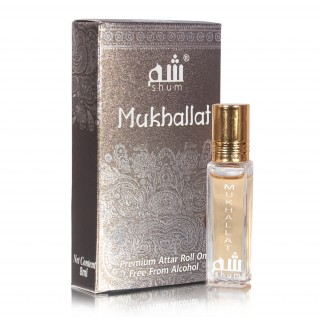 Mukhallat- Attar Perfume  (8 ml)