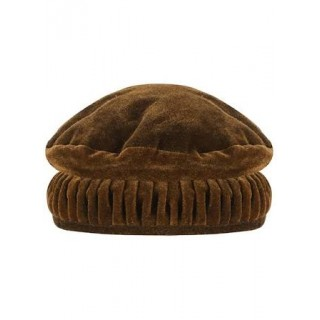 Afghani Topi- Brown