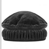 Afghani Topi- Black