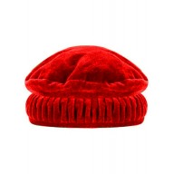 Afghani Topi- Red