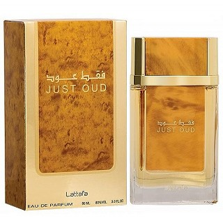 Unisex Lattafa Perfume- JUST OUD (100ml)