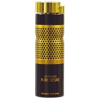 Women's imported Body Spray- PURE DESIRE (200ml)