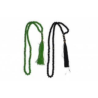 Tasbeeh combo- Green-Black