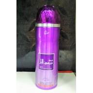Body spray- non alcoholic deodorants
