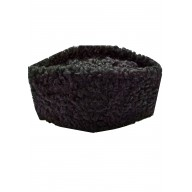Karakul- Black color Jinnah cap