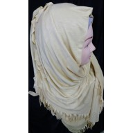 Golden Color Hijab-  Jersey Fabric