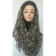 Cheeta Mariam Hijab|Stole