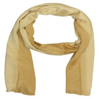 Premium Jacket Shaded Stole-Golden