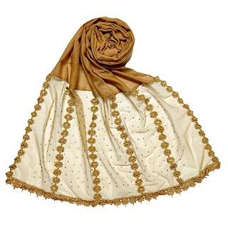 Premium Cotton Hijab- Yellow