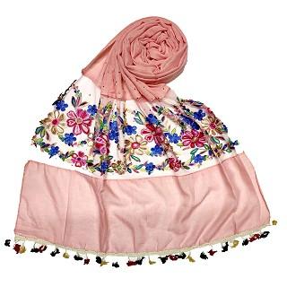 Flower Aari Diamond Collection- Pink