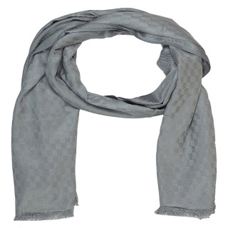 Grey color-Jacket Stole