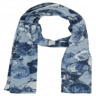 Cotton Stole- shawl 180 x 40 cm