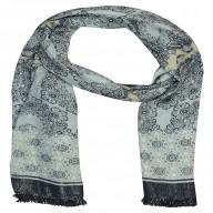 Cotton Hijab- Blue Color