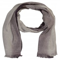 Shaded stole- Gray color