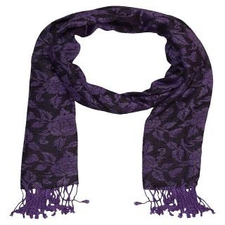All Over Stole- Purple Color