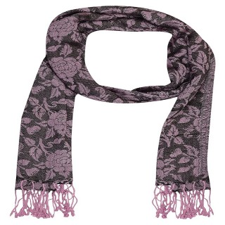 Pink Color -All Over Stole
