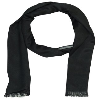 Premium Jackot Shaded Stole-Black Color