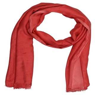 Premium Jacket Shaded Stole-Red