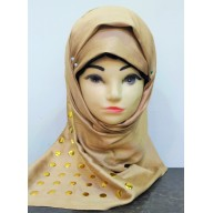 Premium Collection - Golden Color Scarf