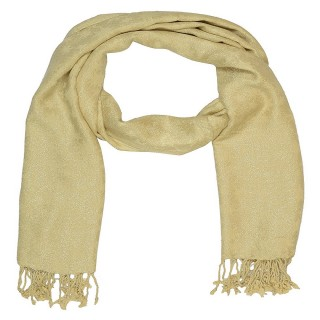 Shimmer Stole-Golden Color