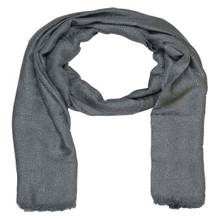 Shimmer Stole-Grey Color