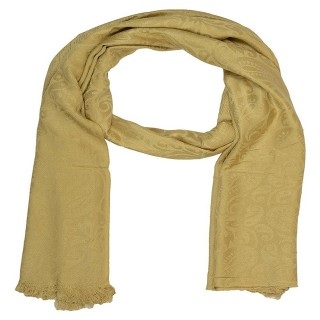 Golden Color -Jacket Stole