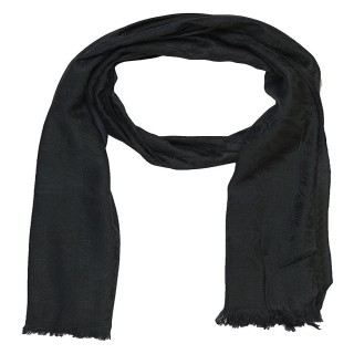 Black Color -Jacket Stole