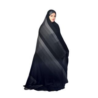 Rida hijab, Irani Chadar - Nida Fabric