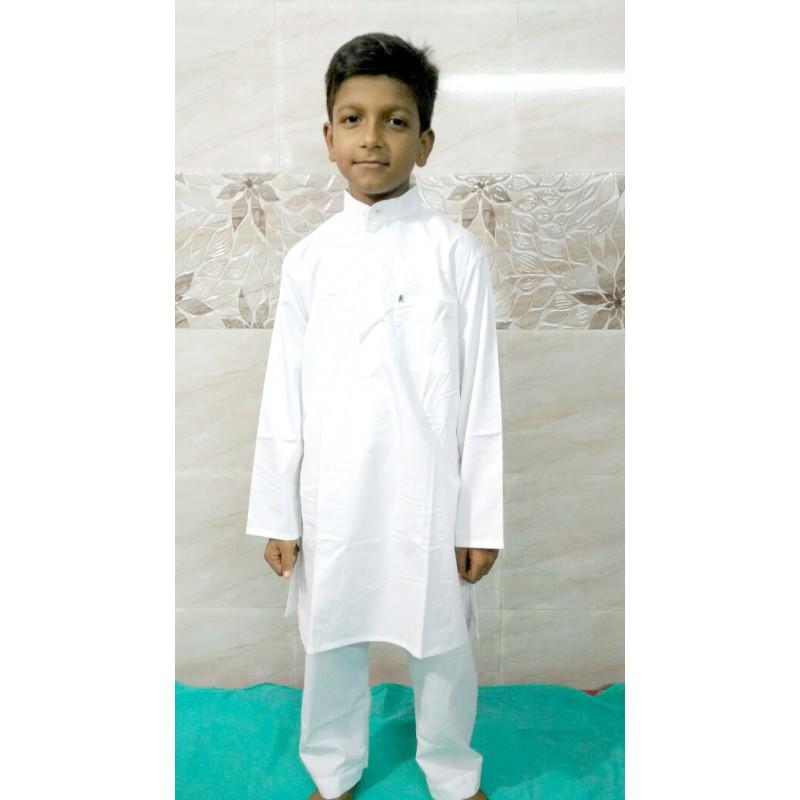 afc5191637c7 Kurtas for Kids - Buy White colered Kurta for child