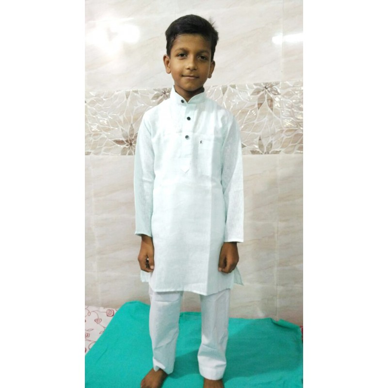 8b217f1ed5 Kurtas for Kids - Buy Geyser colered Kurta for child | Shiddat.com