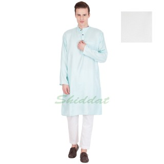 Kurta Pajama set - Sky blue