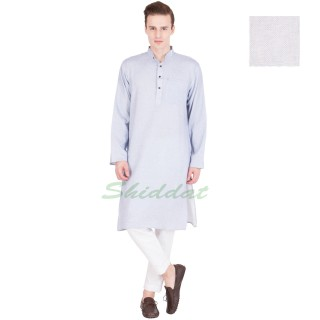Cotton Kurta pyjama set - Mystic colored