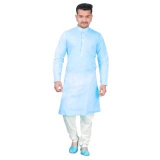 Kurta Pajama set -Turquoise