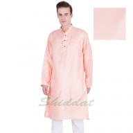 Light pink kurta- Cotton Fabric