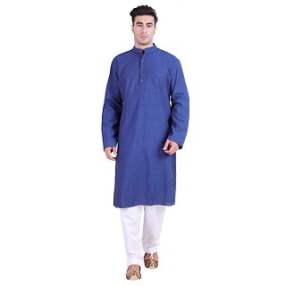 Kurta in blue color