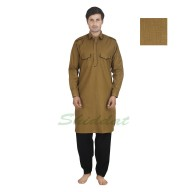 Pathani suit- Cotton linen fabric