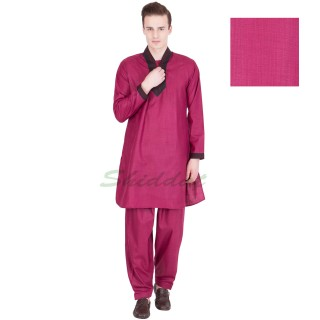 Pathani kurta pajama- Chinese neck