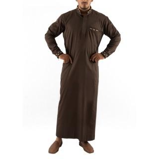 Jubbah- Brown Trendsetter
