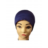 Under hijab band- Navy Blue