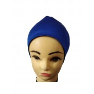 Under hijab band - Royal Blue