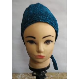 Shimmer Cap - Blue