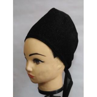 Shimmer Cap - Black