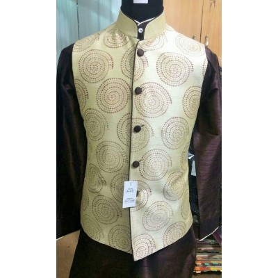 Waistcoat For Men from Shiddat Royal Collections.