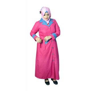 Irani Monto Coat - Pink Color