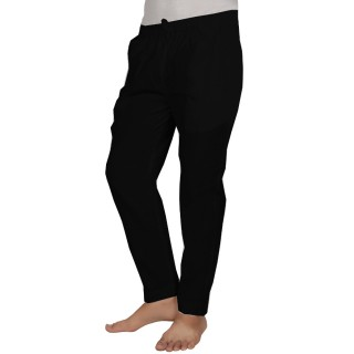 Black cotton Pant Cut Pyjama