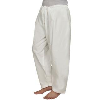 Salwar Pyjama-White