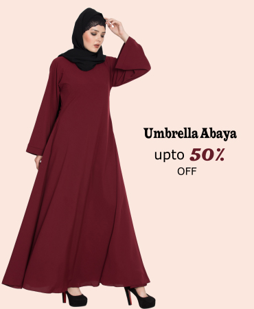 Umbrella Abaya