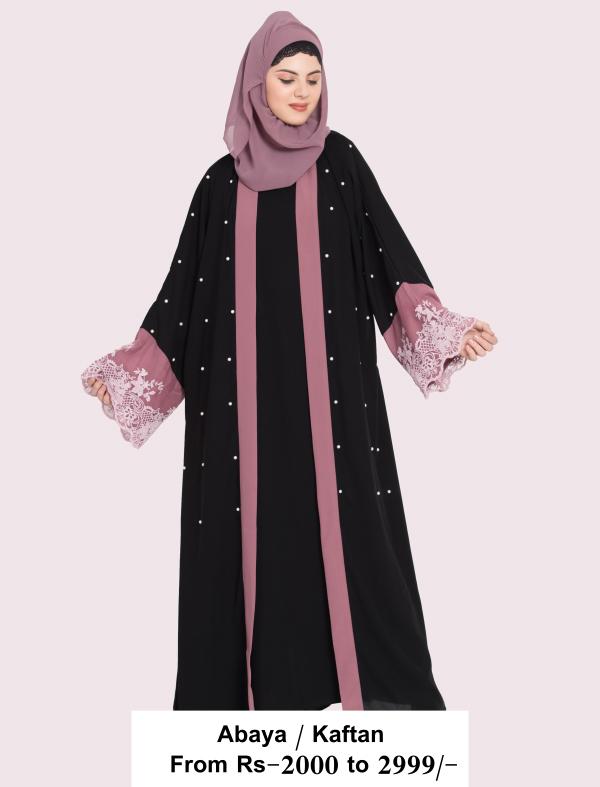 Abaya at less than rs 3000
